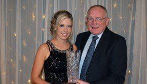 Ladies Award - Megan McCusker
